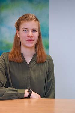 Annika Bohlen zeitfürbio